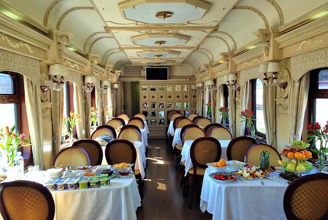 Golde Eagle -Trans -Siberian Express