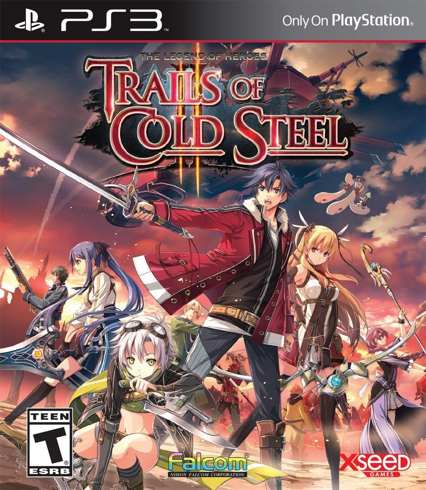 [GAMES] The Legend of Heroes Trails of Cold Steel II – DUPLEX (PS3/EUR)