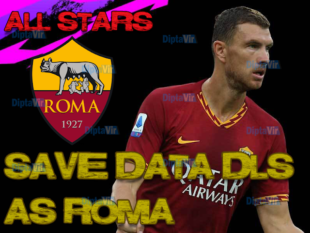 SAVE-DATA-DLS-AS-ROMA-ALLSTARS