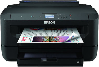 Epson Workforce WF-7210DTWF Driver Download
