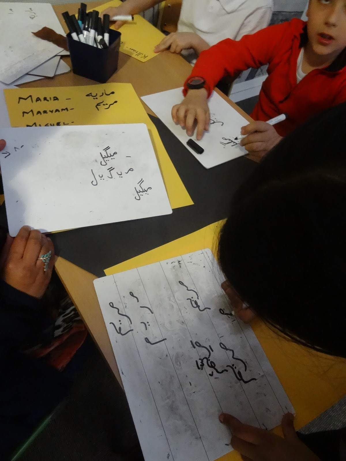 Y4 at ist writing our names in urdu thank you to maryams mum who came in and showed us all how to write our names in urdu script urtaz Image collections