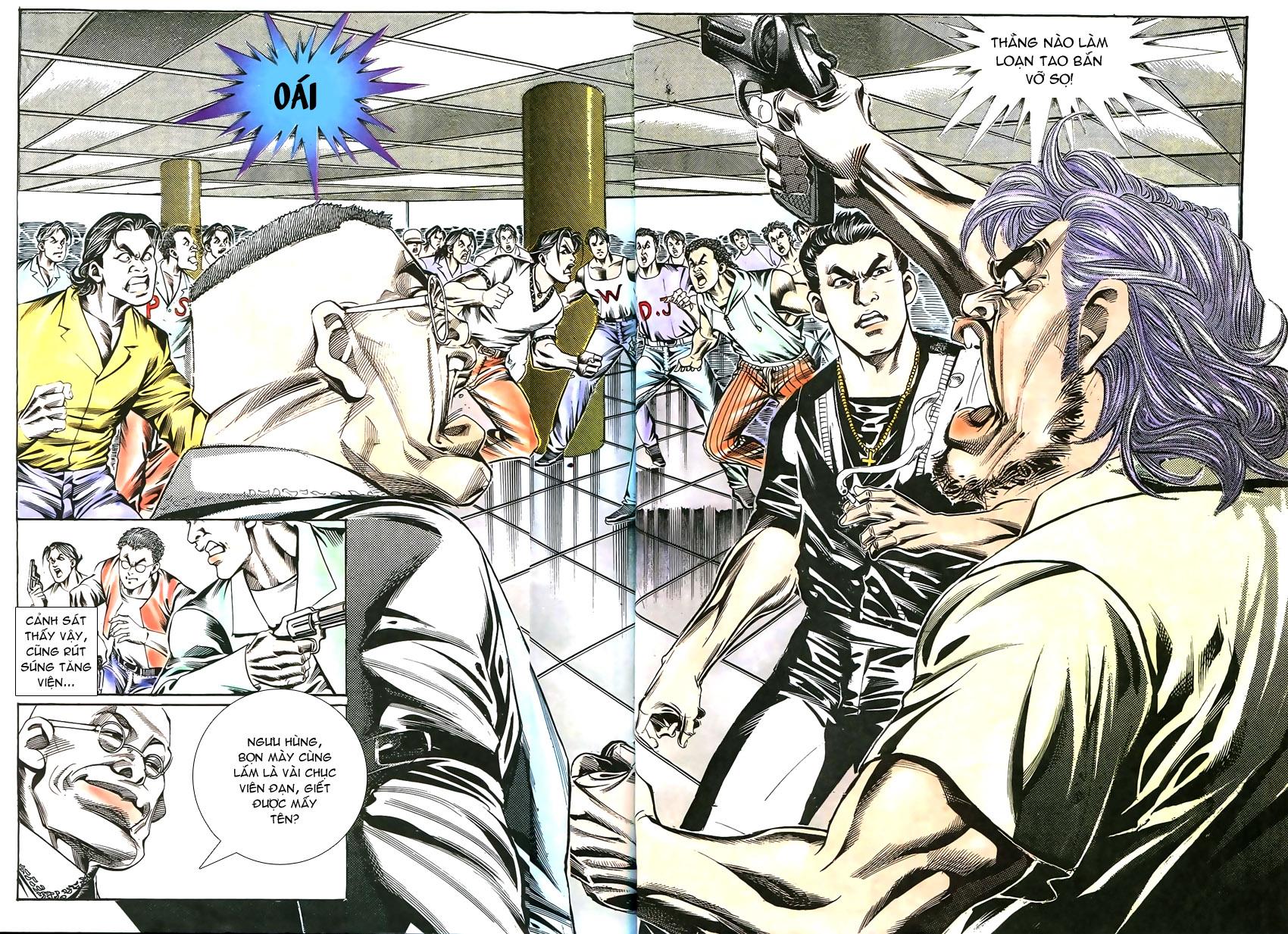 Người Trong Giang Hồ chapter 176: lật thua thành thắng trang 27