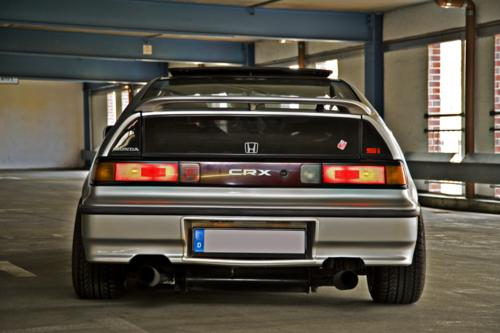 Honda Accord Evolution >> Ming_FD3S Garage: Honda CRX EF8 SIR Original Japan Rear Spoiler Wing
