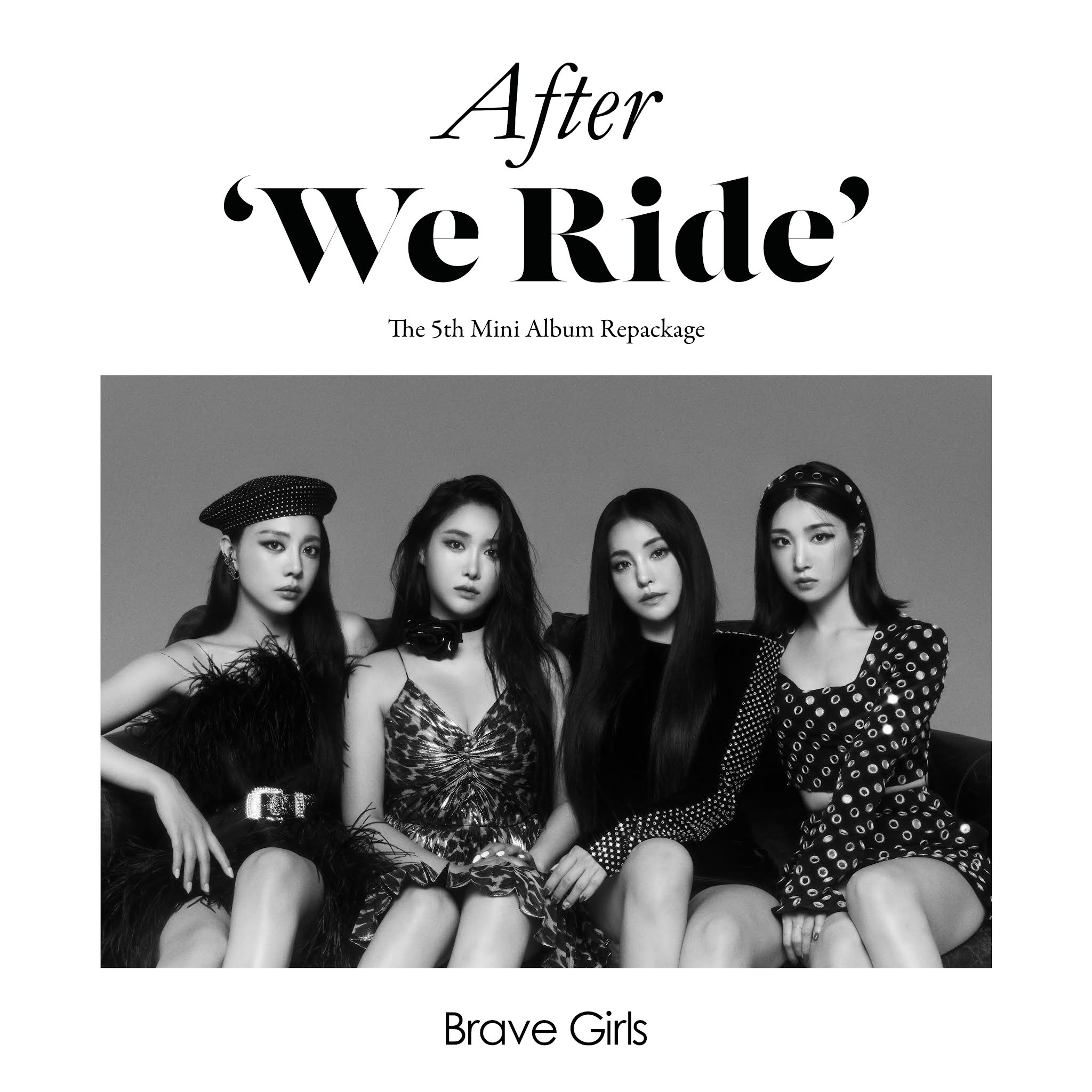 Brave Girls - After 'We Ride'