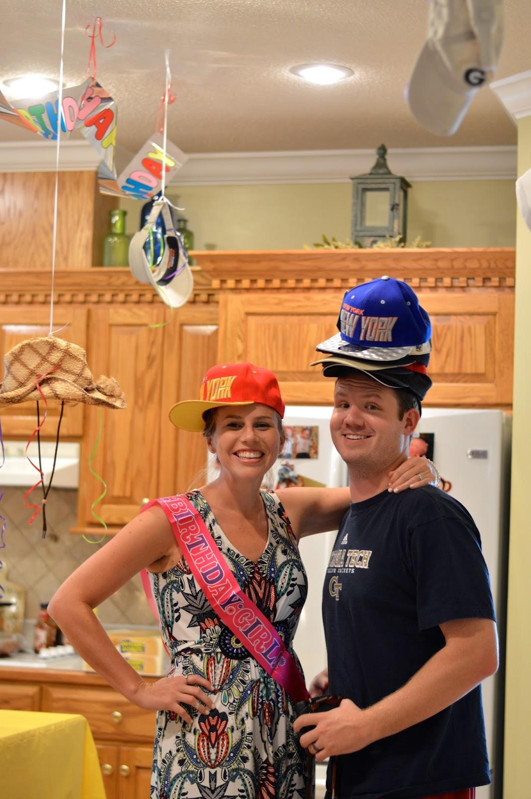 Crazy(ier) Hat Party