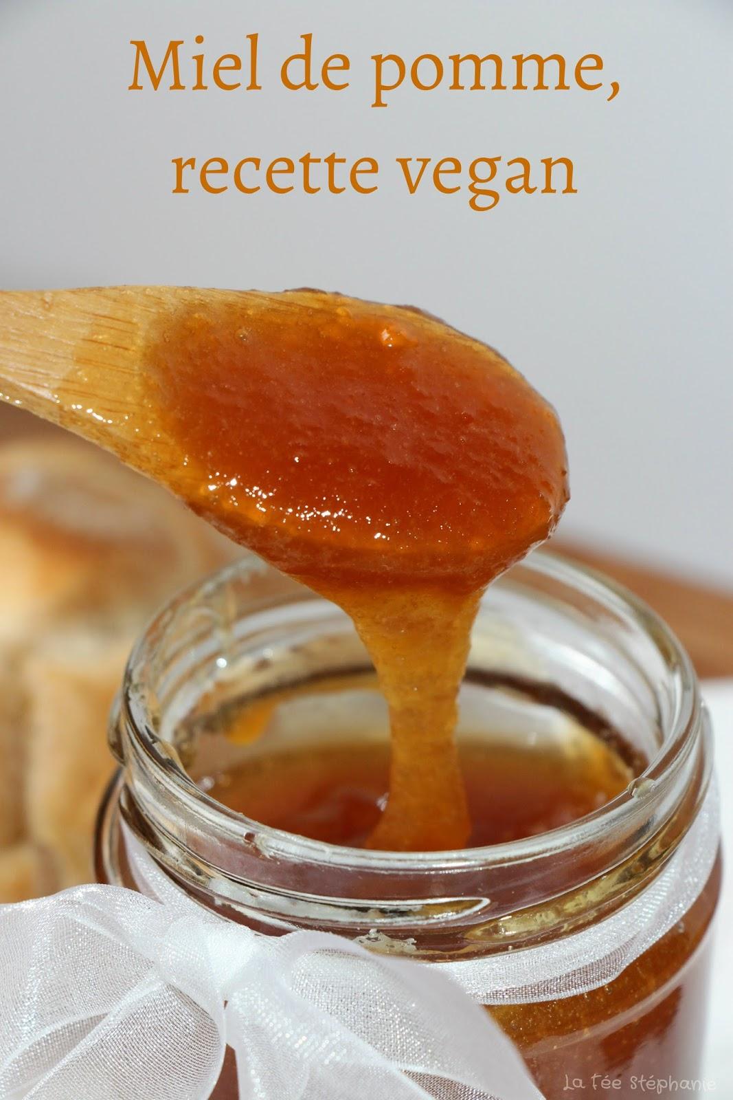 Miel de pomme une recette vegan d couvrir la f e - Comment faire du miel ...