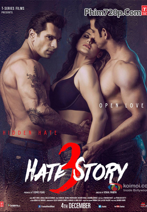 Hate Story 3 2015 poster