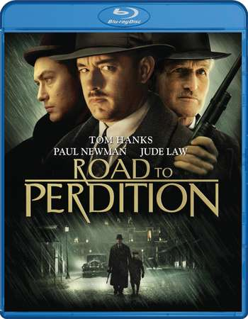 Poster Of Road to Perdition 2002 English 350MB BRRip 480p ESubs Free Download Watch Online Worldfree4u