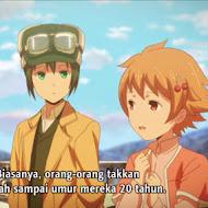 Kino no Tabi: The Beautiful World Episode 10 Subtitle Indonesia
