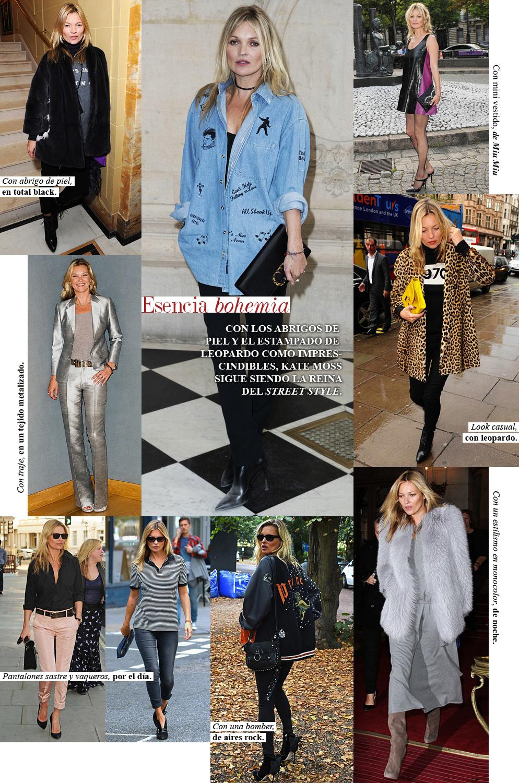 El estilo 'casual chic' que nos enamora de Kate Moss