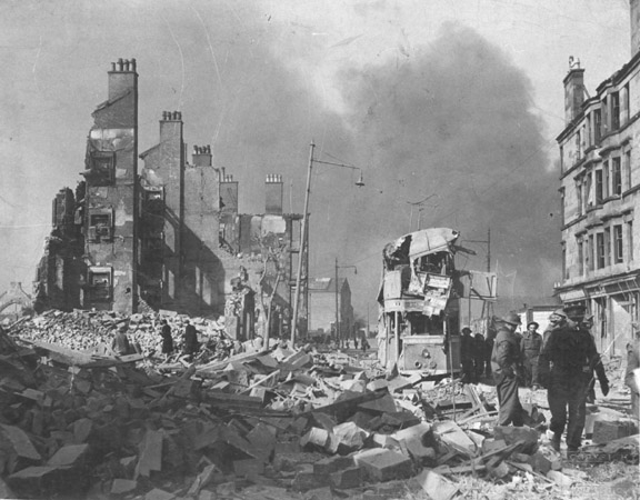 14 March 1941 worldwartwo.filminspector.com Clydebank