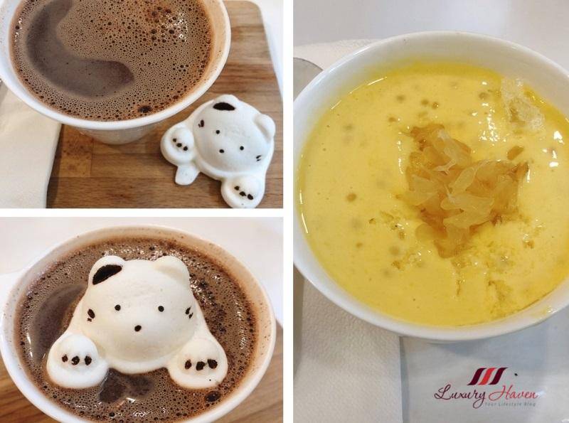 dessert kitchen review polar bear hot chocolate