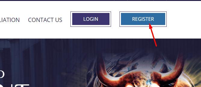 Регистрация в OxBit