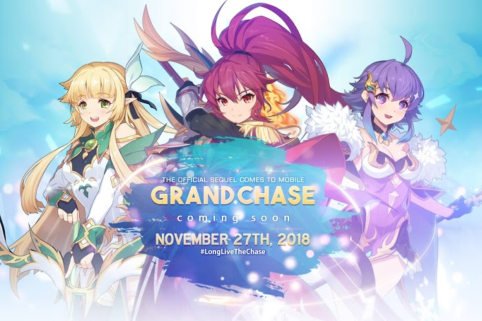 Grand Chase - Global Server Release Data Confirmed