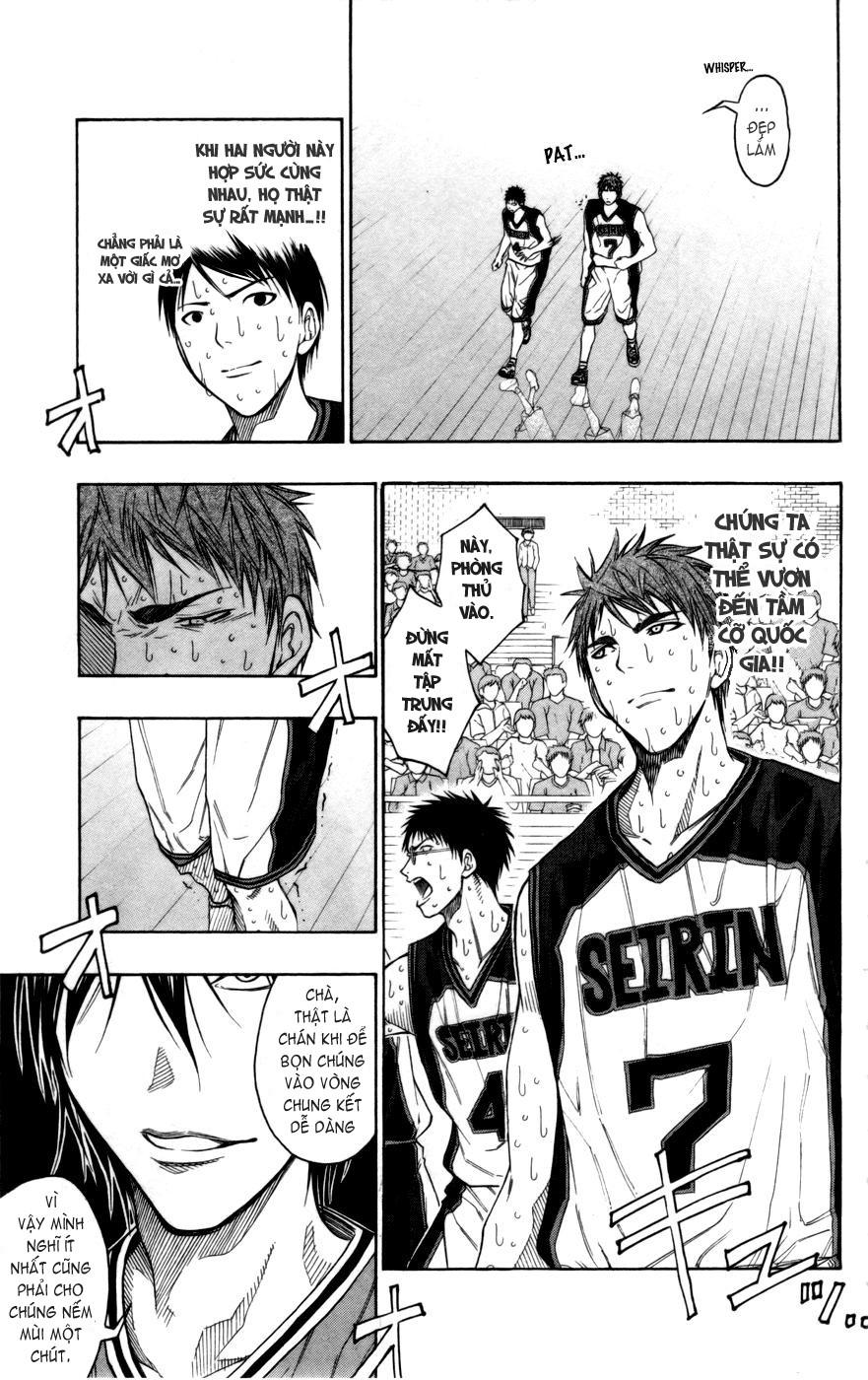 Kuroko No Basket chap 098 trang 19