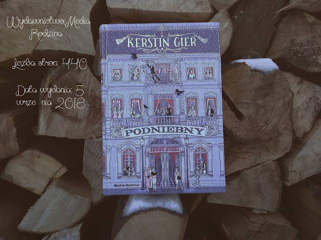 """""""Podniebny"""" Kerstin Gier"""