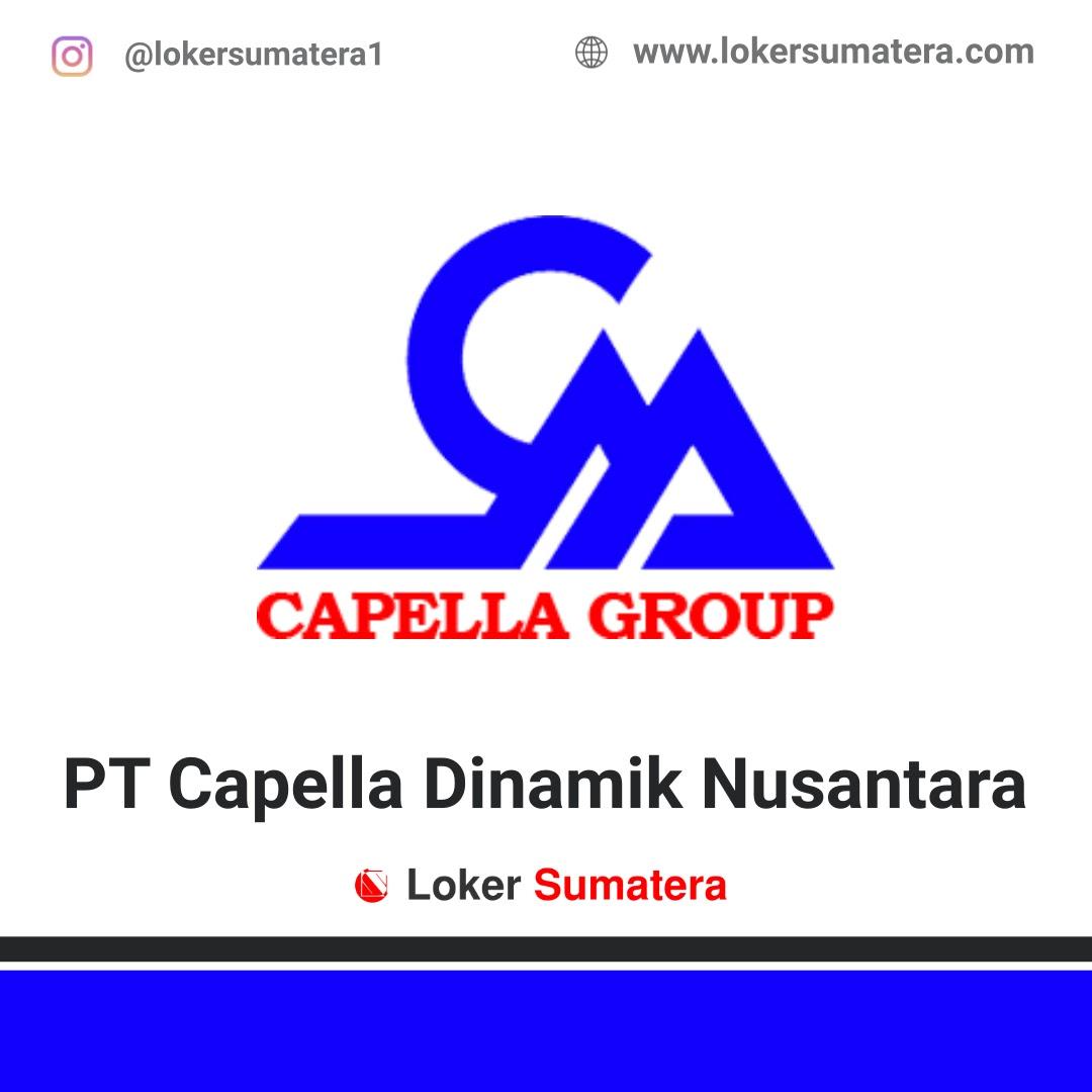 Lowongan Kerja Banda Aceh: PT Capella Dinamik Nusantara Maret 2021