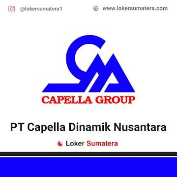 Lowongan Kerja Batam: PT Capella Dinamik Nusantara Mei 2021