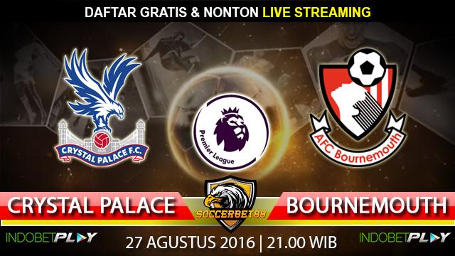 Prediksi Crystal Palace vs Bournemouth 27 Agustus 2016 (Liga Inggris)