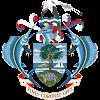 Logo Gambar Lambang Simbol Negara Seychelles PNG JPG ukuran 100 px