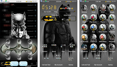 Batman V2 Theme itz For Vivo