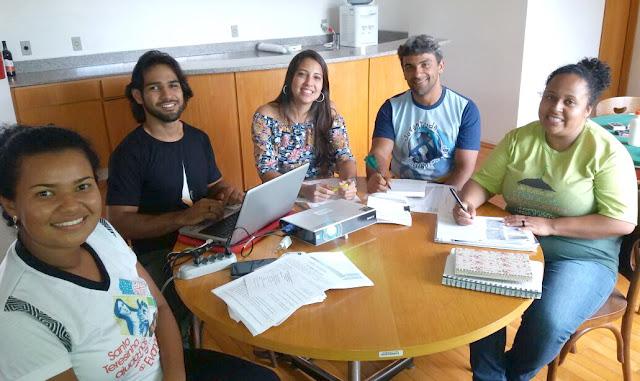 Juventude Missionária planeja projetos de animação e cooperação