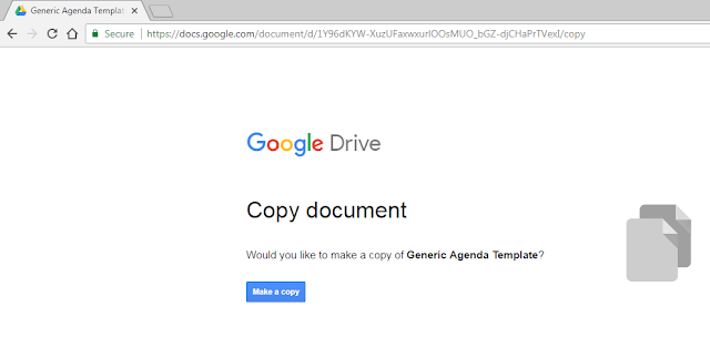 "screen shot of the result where it says ""Copy document"""