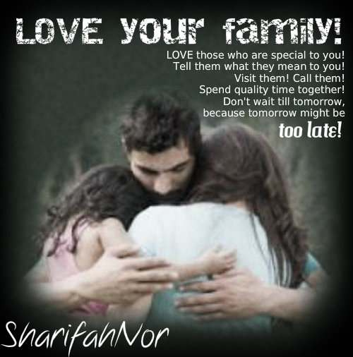 Quality Time With Kids Quotes: Quote By SharifahNor