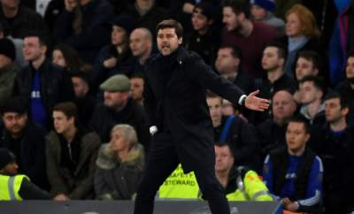 Pochettino - similar position to last year
