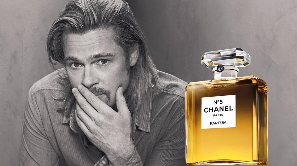 Chanel No5 With Brad Pitt New Video Cars Life Cars Fashion