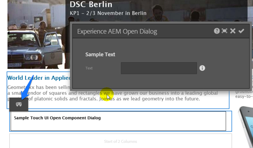 Experiencing Adobe Experience Manager - Day CQ: AEM 6 SP2
