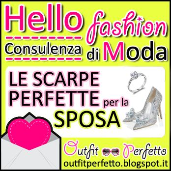 Outfit Perfetto  CONSULENZA DI MODA  come abbinare le SCARPE al ... 16768e76b80