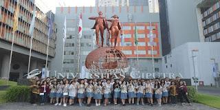 SMA Kristen Kalam Kudus Study Visit ke Universitas Ciputra, Surabaya