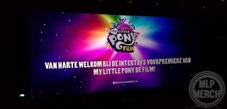 My Little Pony The Movie Premiere - Movie Starting