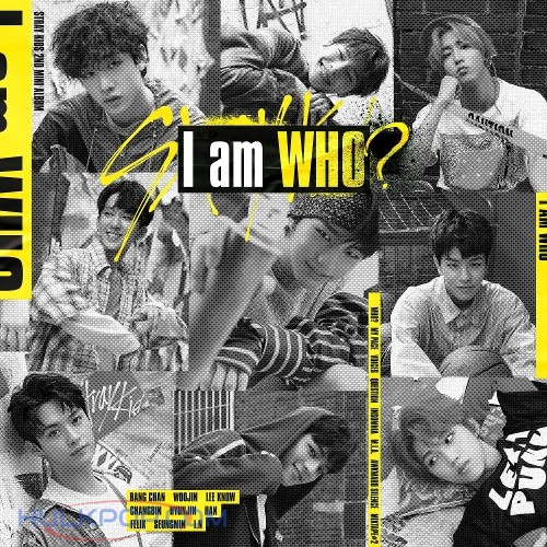 Stray Kids – I am WHO – EP (FLAC + ITUNES PLUS AAC M4A)