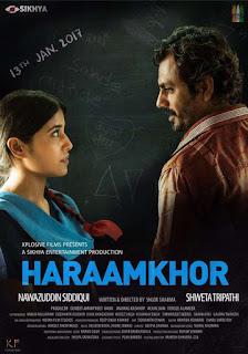Haraamkhor Movie First Look Poster