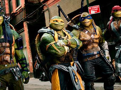 Anuncio de la SuperBowl de 'Ninja Turtles: Fuera de las sombras'