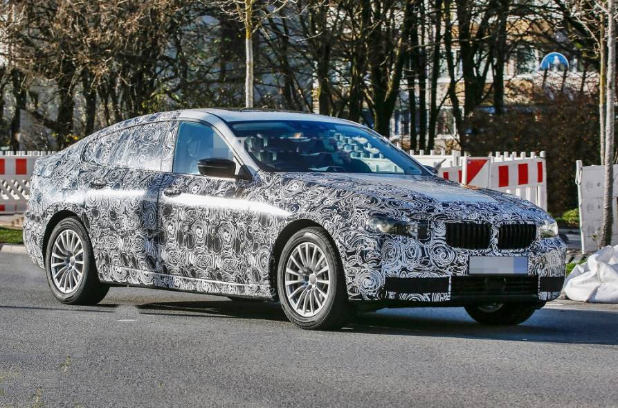 2018 bmw 5 series gt specs spy shots price leaked auto bmw review. Black Bedroom Furniture Sets. Home Design Ideas