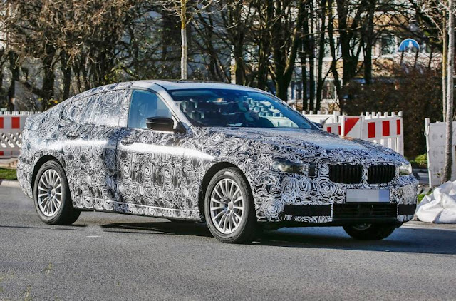 2018 BMW 5-Series GT Specs, Spy Shots, Price Leaked