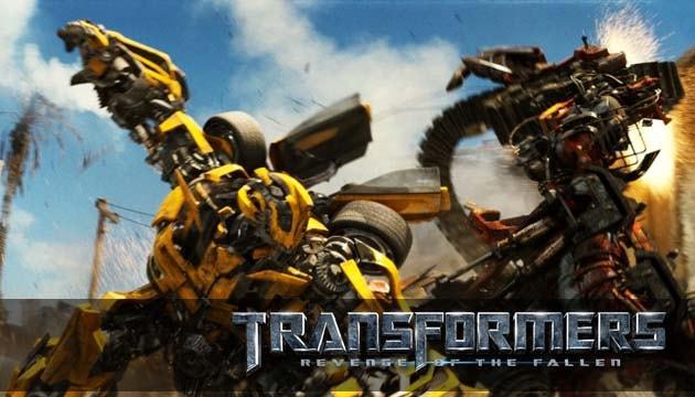 daftar film transformers dari awal