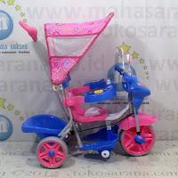 sepeda roda tiga family toby