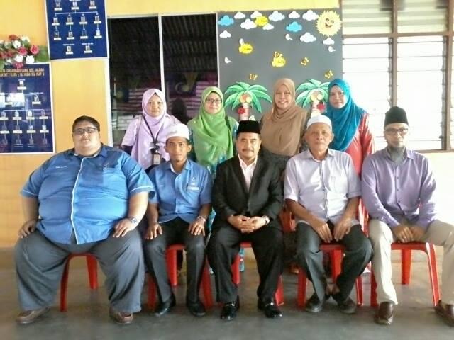 Pemantauan UPKK oleh Lembaga Peperiksaan Malaysia & JAKIM di SAR KAFA Al Huda Sungai Isap 2