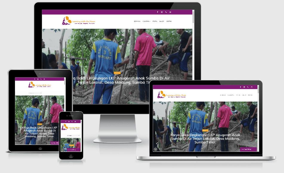 Website AnugerahAnakSumba.com