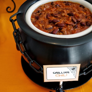 Halloween Chilling Chili Recipe