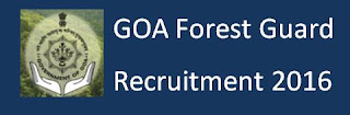 GOA Forest Guard Previous Papers