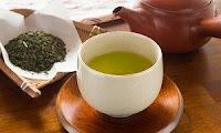 Jenis dan Manfaat Teh Bagi Kesehatan Tubuh -teh hijau