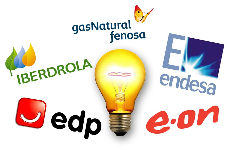 Endesa, Iberdrola, EON, EDP y Gas Natural