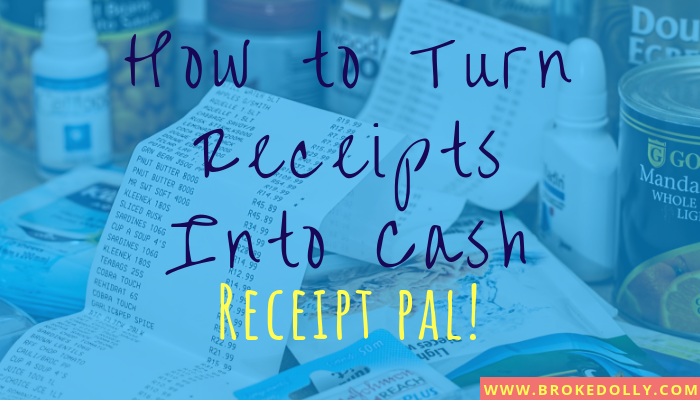 How to Turn Receipts Into Cash: Receipt Pal