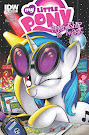 My Little Pony Friendship is Magic #9 Comic Cover San Diego Comic Con 1 Variant