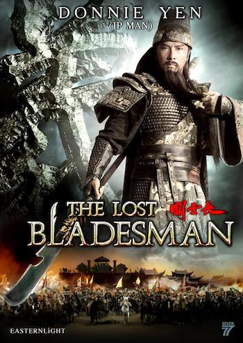 The Lost Bladesman 2011 BluRay 480p Dual Audio Hindi 300mb